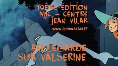 Festival BD dans l'Ain 29 et 30 Novembre