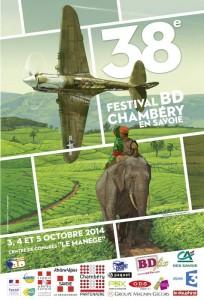 Festival Chambéry BD 2014