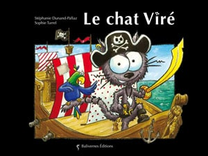 Album « le chat Viré »