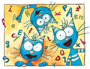 Puzzle le chat Rabia