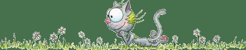 Les coloriages de chats à télécharger avec Le chat Touillis