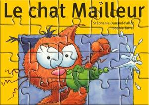 Puzzle le chat Mailleur