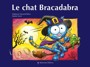 Album « le chat Bracadabra »