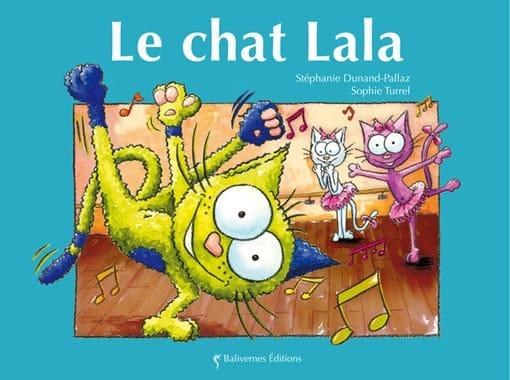 Couverture de l'album Le chat Lala de la collection Les Petits Chats
