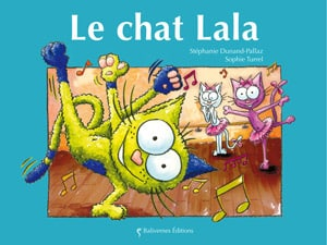 Album « le chat Lala »
