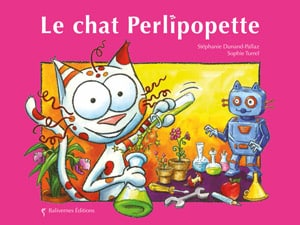 Album « le chat Perlipopette »