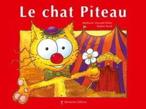 Le chat Piteau de la série Les Petits Chats