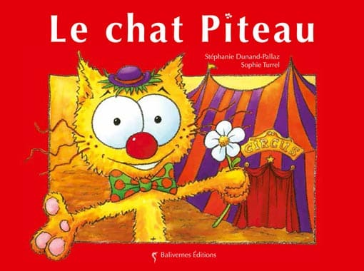 Couverture de l'album Le chat Piteau de la collection Les Petits Chats