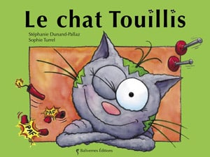 Album « le chat Touillis »