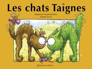 Album «les chats Taignes»