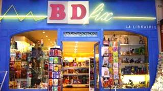 Dédicaces à la librairie BD Fix