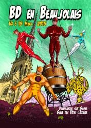 Festival BD en Beaujolais 2015