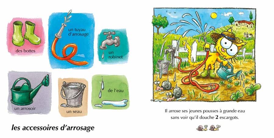 L imagier du jardin 02
