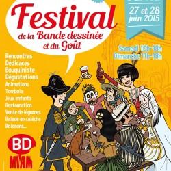 Festival Bande Dessinée de Blacé dans le Rhone