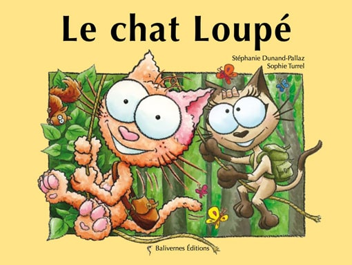 Le chat Loupé, album de la collection Les Petits Chats