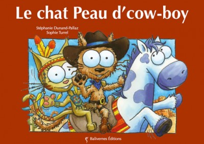 Album « le chat Peau d'cow-boy »