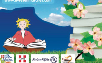 Livres en Marches en Savoie