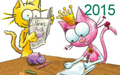 Les dédicaces en 2015