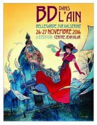 Festival BD à Bellegarde