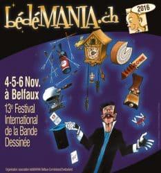 festival BD Mania 2016