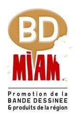 Logo de l'association BD-Miam