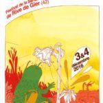 affiche festival BD Rive de Gier