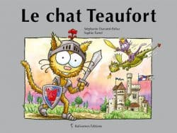 Couverture de l'album le chat Teaufort