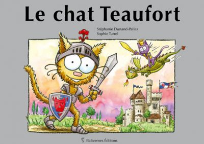 Album « Le chat Teaufort »