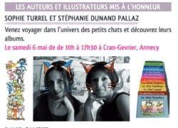 Stéphanie Dunand-Pallaz et Sophie Turrel