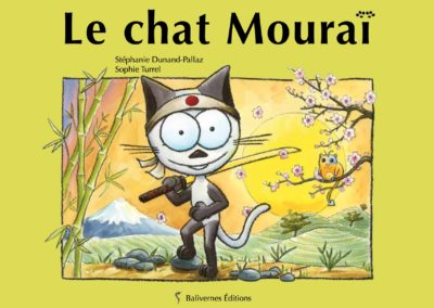 Album « Le chat Mouraï »