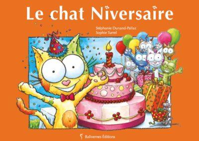 Album «Le chat Niversaire»