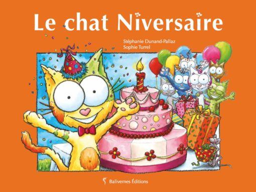 Album « Le chat Niversaire »