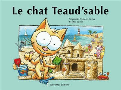 Commander le chat Teau d'sable