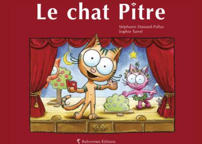 Album «Le chat Pitre»