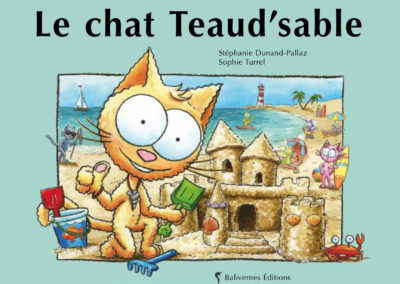 Album « Le chat Teaud'sable »