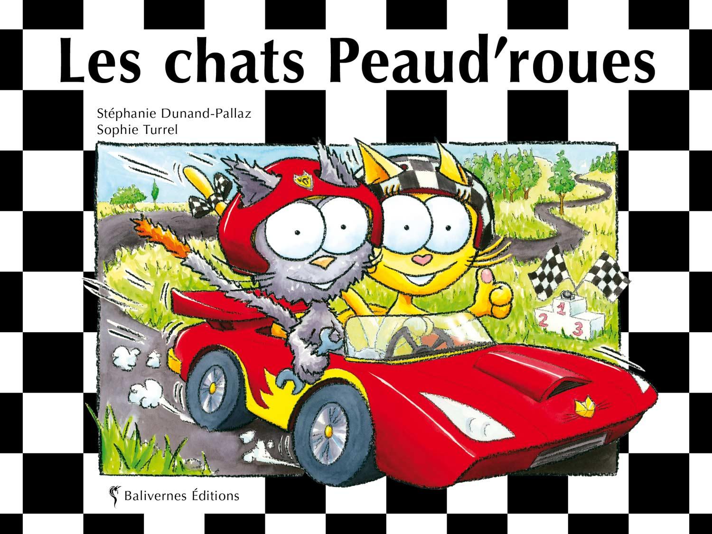 Les chats Peaud'roues, album de la collection Les Petits Chats