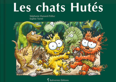 Album «Les chats Hutés»